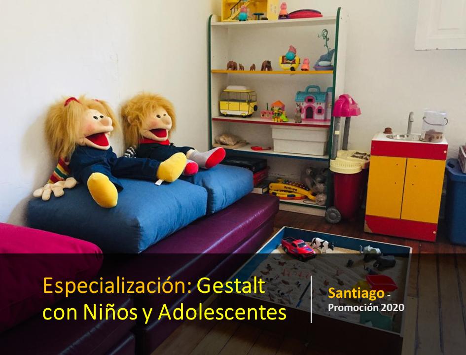 Especialización Infanto-Juvenil