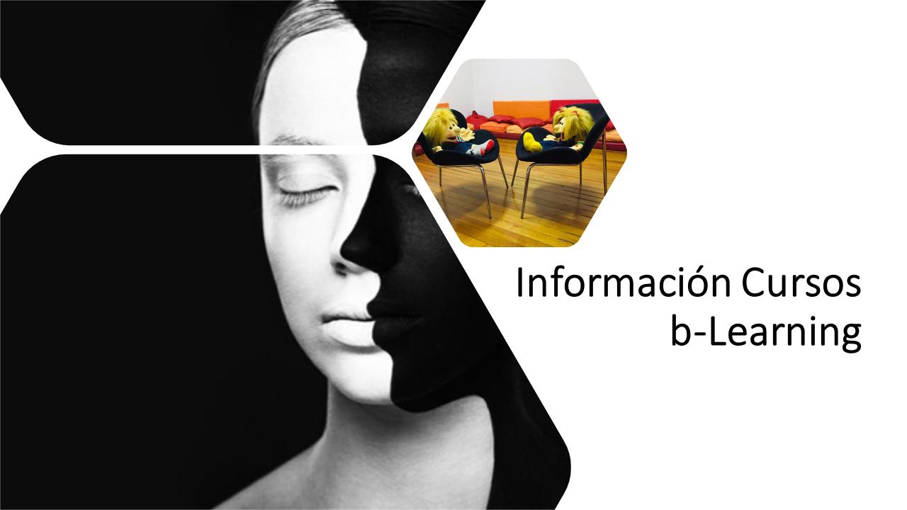 Información Cursos B-learning