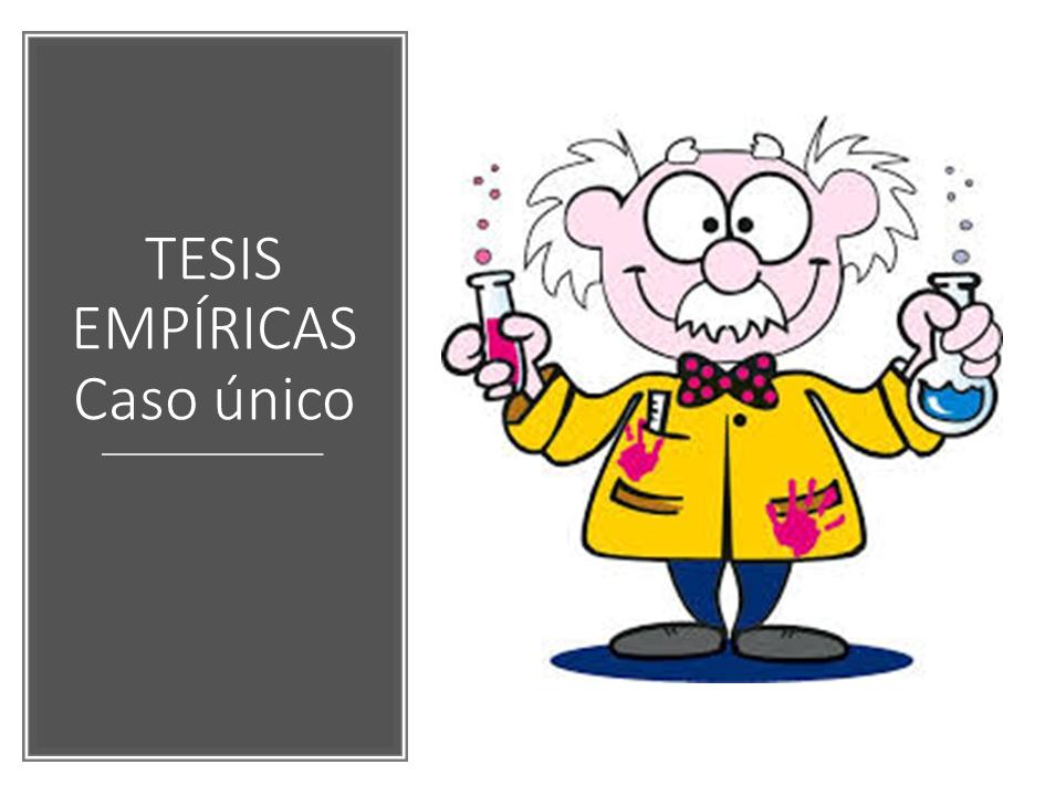 Tesis Empiricas 2019