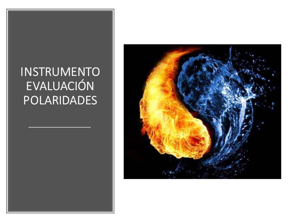 Instrumento de Polaridades